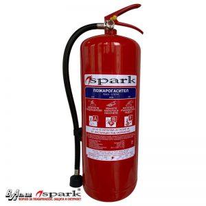 Пожарогасител СПАРК с пяна 9 л