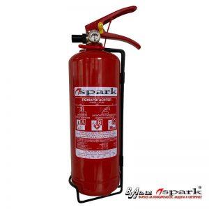 Пожарогасител СПАРК 2 кг. прахов