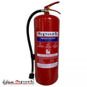 Пожарогасител СПАРК 9л с вода