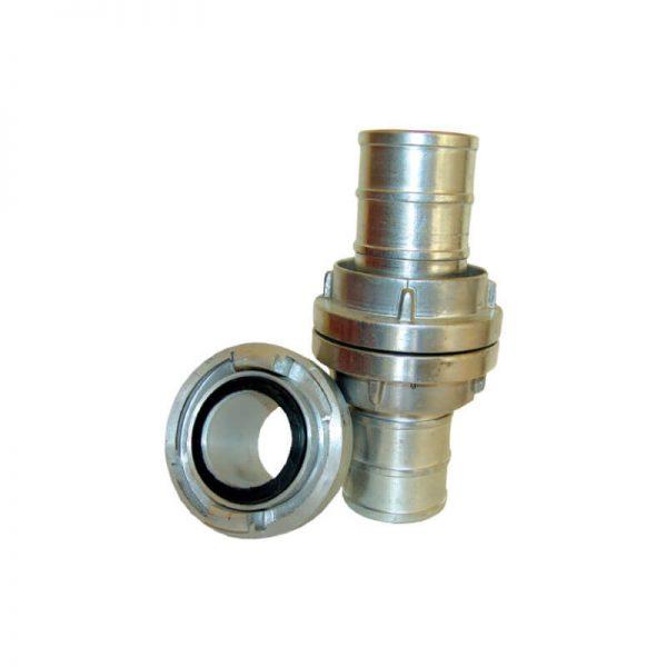 """Съединнител тип """"Щорц"""" с холендър – ф 75 мм."""