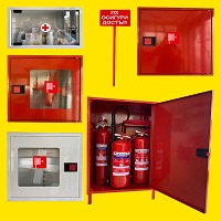 Противопожарен шкаф